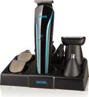 Nova NG 1152/01 USB  Runtime: 60 min Trimmer for Men(Black, Blue)