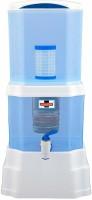 Grand plus GP PORT 15 L 15 L Gravity Based Water Purifier(Multicolor)