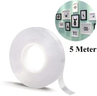 Breewell Double Sided Tape Handheld Gel Tape (Manual)(Set of 1, White)