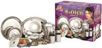 Sagar Pack of 51 Stainless Steel Stainless Steel Dinner Set Dinner Set