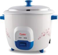 Prestige Atlas Delight Electric Rice Cooker(1.8 L, Blue)
