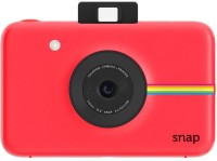 Polaroid Snap Instant Camera Snap Instant Digital Camera (red) With Zink Zero Ink Printing Technology Instant Camera(red)