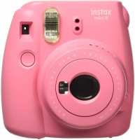 Fujifilm Instax Mini Camera Mini 9 Classic Flamingo Pink Instant Camera(Pink)
