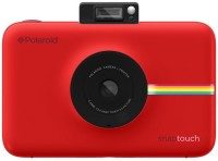 Polaroid Snap Touch With Premium Zink Photo Paper ( Pack Of 30 ) Instant Camera(red)