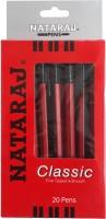 NATARAJ Classic Ball Pen(Pack of 20)