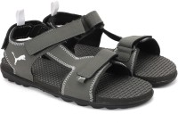 Puma Revolution IDP Men Grey Sandals