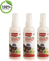 LuvLap 100% Natural Mosquito Repellent Spray(3 x 100 ml)