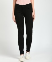 Jealous 21 Slim Women Black Jeans