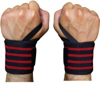 ABaO WRIST_BAND_60A Wrist Support(Red, Grey, Blue)