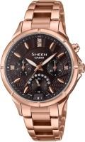 CASIO SX262 Sheen ( SHE-3047PG-5AUDR ) Analog Watch  - For Women