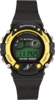 Sonata 7982PP01 Superfibre Digital Watch For Men