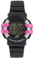 Sonata 87017PP01J  Digital Watch For Girls