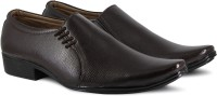 ZIPX Slip On For Men(Brown)