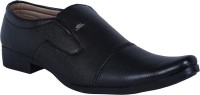 ZIPX Slip On For Men(Black)