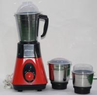 floreta MIXER GRINGER FIM-553 T 550 Mixer Grinder(Red, Black, 3 Jars)