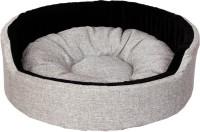 R.K Products DC31 M Pet Bed(Light Grey, BLACK)