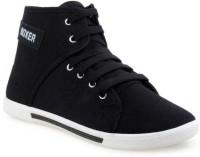 BOXER Canvas Shoes For Men(Black)