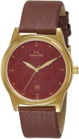 Maxima 38668LMGY Formal Gold Analog Watch For Men