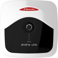 Racold 10 L Storage Water Geyser (Andris Uno, white body with black panel)