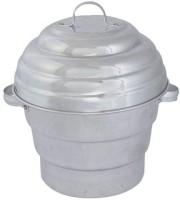 EGLOB Aluminum 13 Idly / Khamand / Dhokla / Momos / Steamer cooker Standard Idli Maker(7 Plates , 13 Idlis )