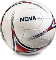 Nova Play Trainer Football - Size: 5(Pack of 1, Multicolor)