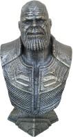 Uneeke Shape - Infinity war, End game marvel super hero antique look showpiece(Silver)