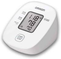 Omron HEM 7121J Digital Blood Pressure Monitor HEM 7121J Digital Blood Pressure Monitor with Intellisense Technology & Cuff Wrapping Guide Bp Monitor(White)