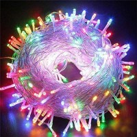 ERH India 1000 inch Multicolor Rice Lights(Pack of 1)