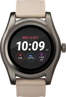 Timex Iconnect 1 Smartwatch(Beige Strap, Free Size)