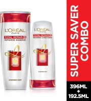 L'Oreal Paris Total Repair 5 Shampoo and Conditioner(2 Items in the set)