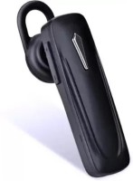 pinaaki SINGLE BLUETOOTH HAT Bluetooth Headset(Black, Wireless in the ear)