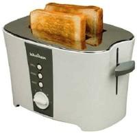 khaitan KPT 107 800 W Pop Up Toaster(White)