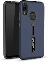 KWINE CASE Back Cover for Mi Redmi Note 7, Mi Redmi Note 7 Pro, Mi Redmi Note 7S(Blue, Flexible)