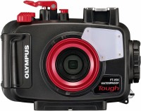 Olympus TG Underwater Housing PT-058 for TG-5 Digital Camera Sports and Action Camera(Red, Black, 12 MP)