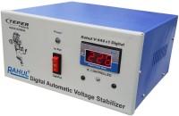 rahul V-444 c1 Digital 1KVA/4 Amp 140-280 Volt 5 Step 1 Computers/Washing Machine/Refrigerator 180 to 290 Ltr Automatic Copper Digital Stabilizer Digital Automatic Stabilizer(White, Blue)