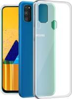 Flipkart SmartBuy Back Cover for Samsung Galaxy M21, Samsung Galaxy M30s(Transparent, Flexible, Silicon)