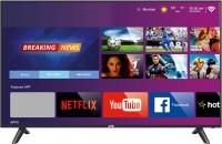 Jvc Intelli Smart Series 140cm (55 Inch) Ultra Hd (4k) Led Smart Tv(lt-55n875co)