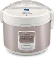 KENT 16014 Electric Rice Cooker(5 L, Metallic, Pink)