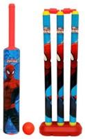 IndusBay SpiderMan Kid's Plastic Cricket Set Cricket Kit