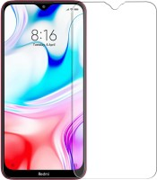 Knotyy Tempered Glass Guard for Mi Redmi 8(Pack of 1)