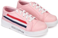 Orysta Women Pink Sneakers