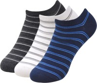 Balenzia Men Solid Low Cut Socks(Pack of 3)