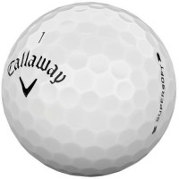 Callaway ERC Golf Ball(Pack of 1, White)