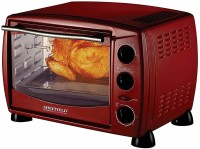 Sheffield Classic 23-Litre Sheffield SH-2005 23L Electric Oven Oven Toaster Grill (OTG)(Red)