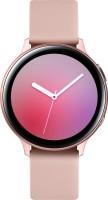 Samsung Galaxy Watch Active 2 Aluminium Smartwatch(Beige Strap, Regular)