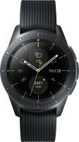 Samsung Galaxy Watch 42 mm LTE Smartwatch(Black Strap, Regular)