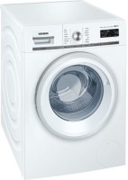 Siemens 8 kg Fully Automatic Front Load with In-built Heater White(WM12W440IN)