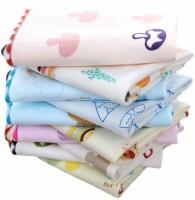 supermarche Luxury Women Cotton Face Towels hankies Multi color [