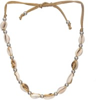 Priyaala Shell Beach Trendy Fashion Necklace for Women and Girls Shell Necklace