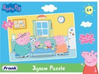 Frank Peppa Pig - (108 Pcs) Puzzle(108 Pieces)